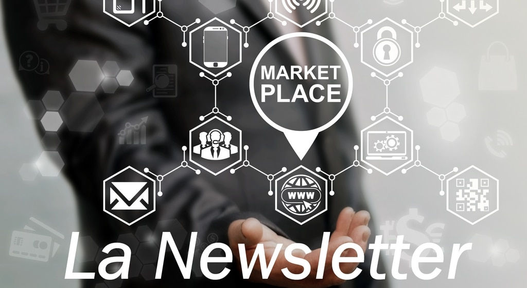 Newsletter Marketplaces Janvier 21